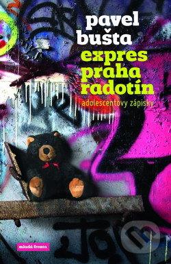 Expres Praha – Radotín - Pavel Bušta