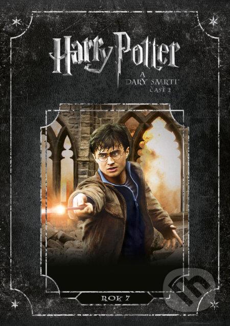 Harry Potter a Relikvie smrti - část 2. DVD