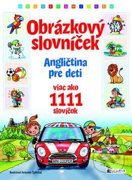 Fatimma.cz Obrázkový slovníček: Angličtina pre deti Image