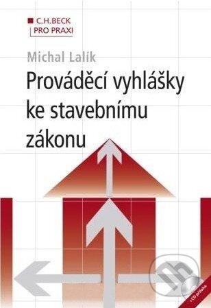 Interdrought2020.com Prováděcí vyhlášky ke stavebnímu zákonu (+ CD) Image