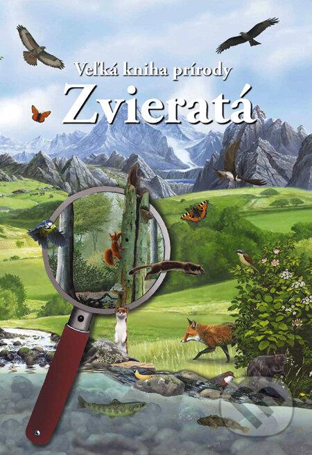 Removu.cz Veľká kniha prírody - Zvieratá Image