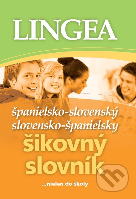 Venirsincontro.it Španielsko-slovenský a slovensko-španielsky šikovný slovník Image