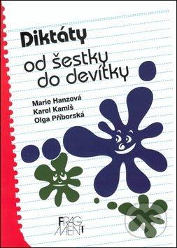 Removu.cz Diktáty od šestky do devítky Image