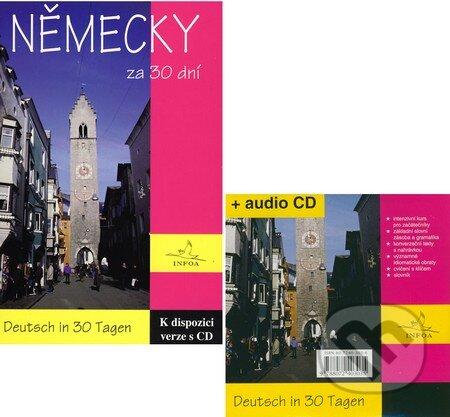 Peticenemocnicesusice.cz Německy za 30 dní + CD Image