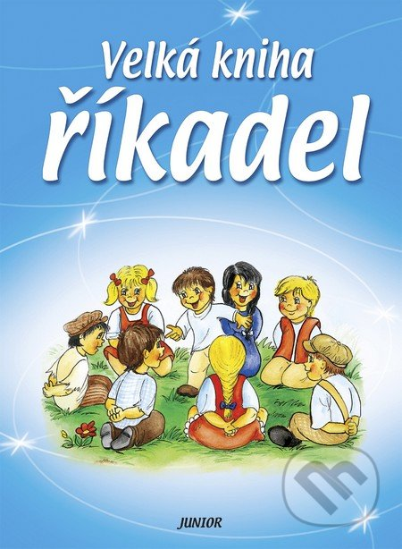 Removu.cz Velká kniha říkadel Image