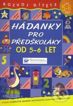 Hádanky pro předškoláky od 5-6 let - Svojtka&Co.