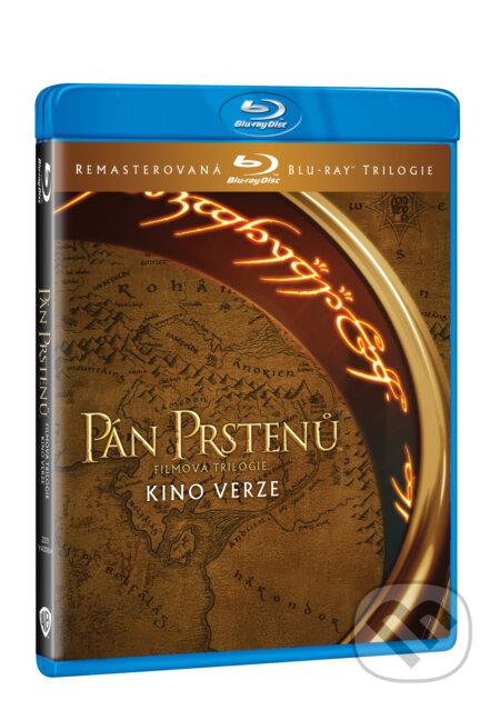 Pán prstenů filmová trilogie: Remasterované kinové verze Blu-ray
