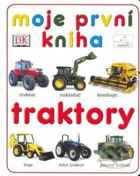 Fatimma.cz Moje první kniha - Traktory Image