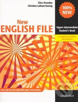 New English file Upper-intermediate - Students book - Clive Oxenden