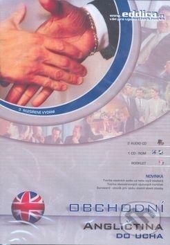 CD Obchodní angličtina do ucha - Eddica
