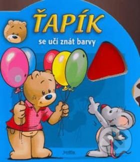 Fatimma.cz Ťapík se učí znát barvy Image