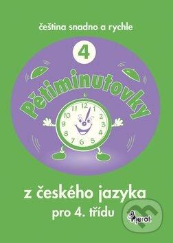 Fatimma.cz Pětiminutovky z českého jazyka pro 4. třídu Image
