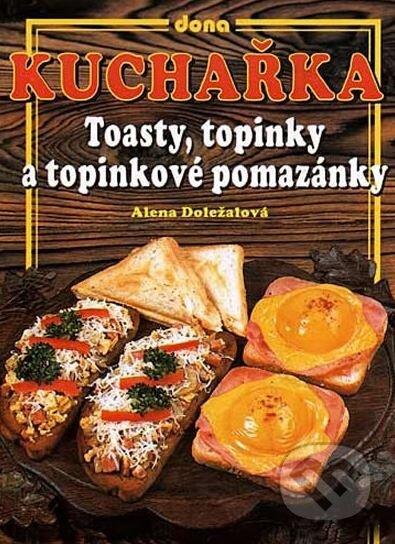 Fatimma.cz Kuchařka - Toasty, topinky a topinkové pomazánky Image
