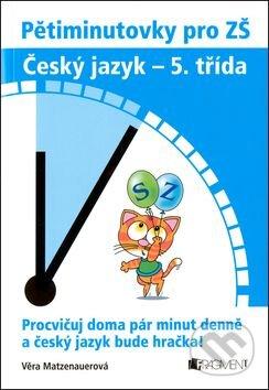 Fatimma.cz Pětiminutovky pro ZŠ ČJ 5. Image