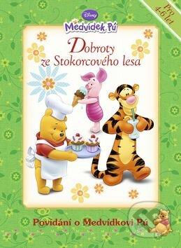 Fatimma.cz Medvídek Pú: Dobroty ze Stokorcového lesa Image