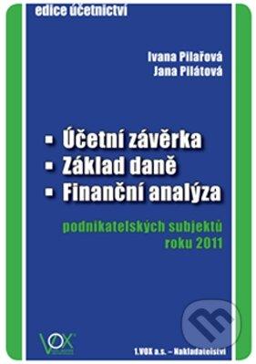 Fatimma.cz Účetní závěrka, Základ daně, Finanční analýza podnikatelských subjektů roku 2011 Image