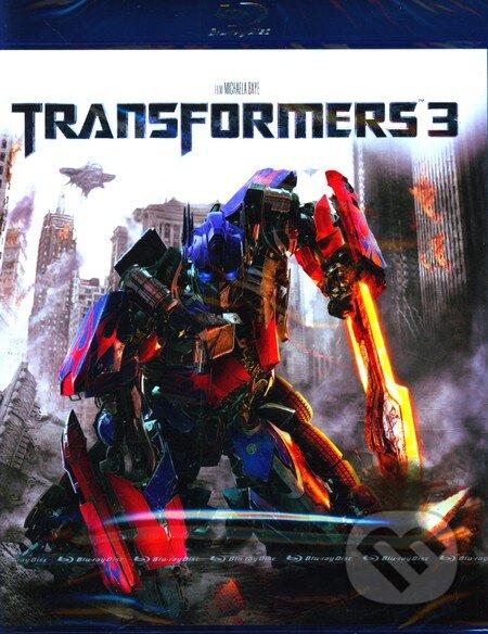 Transformers 3 Blu-ray