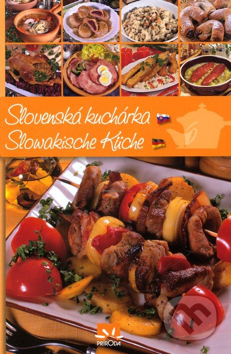 Bthestar.it Slovenská kuchárka/Slowakische Küche Image