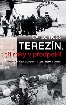 Interdrought2020.com Terezín, tři roky v předpeklí Image