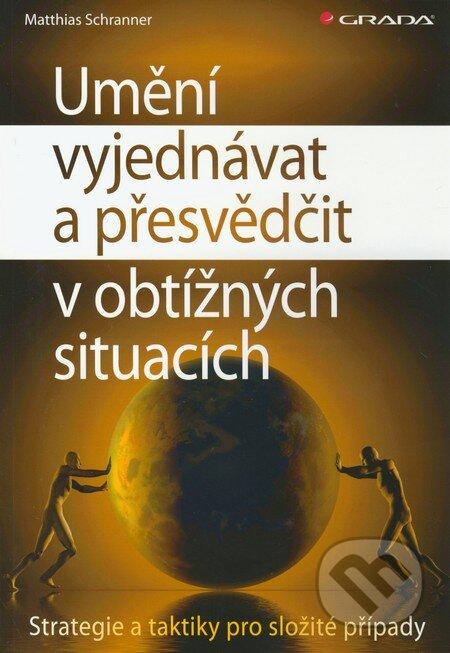 Fatimma.cz Umění vyjednávat a přesvědčit v obtížných situacích Image