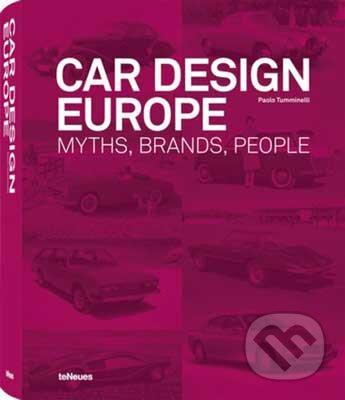Car Design Europe - Te Neues