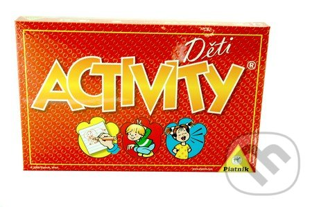 Activity děti - Piatnik
