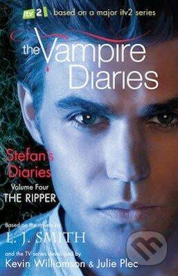 The Vampire Diaries: Stefan's Diaries (Volume Four) - L.J. Smith