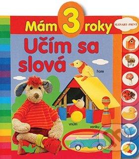 Fatimma.cz Mám 3 roky - Učím sa slová Image