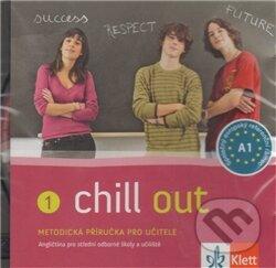Chill out 1 (CD) - Dana Krulišová, Carla Tkadlečková, Tazeem Manesouraly Perná