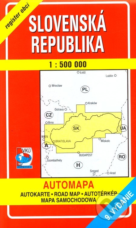 Peticenemocnicesusice.cz Slovenská republika 1 : 500 000 Image