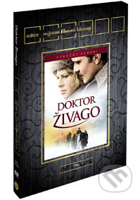 Doktor Živago - Limitovaná sběratelská edice 2 DVD DVD