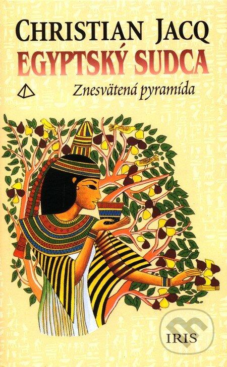 Excelsiorportofino.it Egyptský sudca 1 - Znesvätená pyramída Image