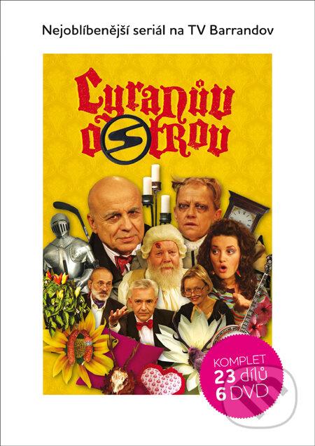 Cyranův ostrov - 6 DVD DVD