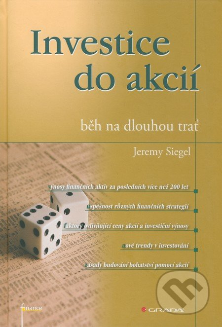 Investice do akcií - Jeremy Siegel