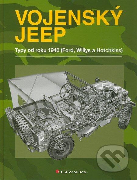 Fatimma.cz Vojenský jeep Image
