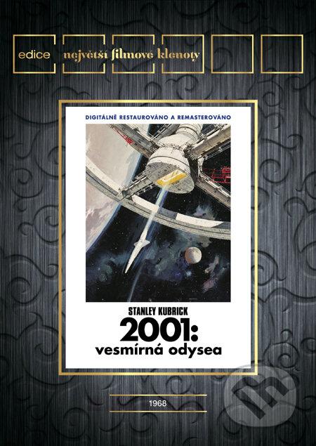 2001: Vesmírná odysea: Filmové klenoty DVD