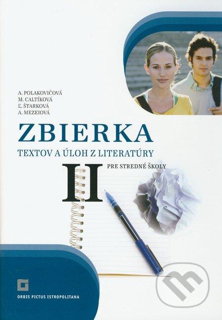 Fatimma.cz Zbierka textov a úloh z literatúry pre stredné školy II Image