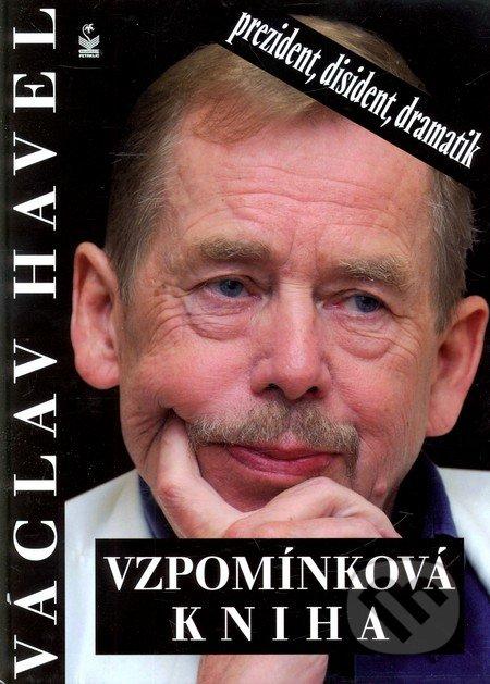 Interdrought2020.com Václav Havel: Vzpomínková kniha Image