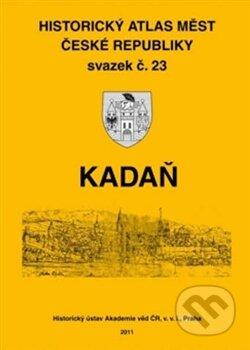 Fatimma.cz Historický atlas měst České republiky: Kadaň Image