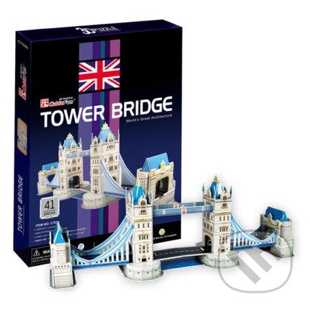 Tower Bridge - CubicFun
