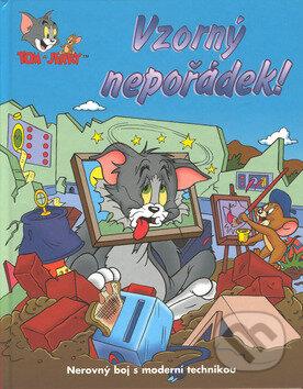 Fatimma.cz Tom a Jerry: Vzorný nepořádek Image