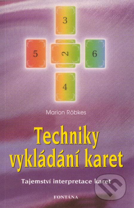 Fatimma.cz Techniky vykládání karet Image