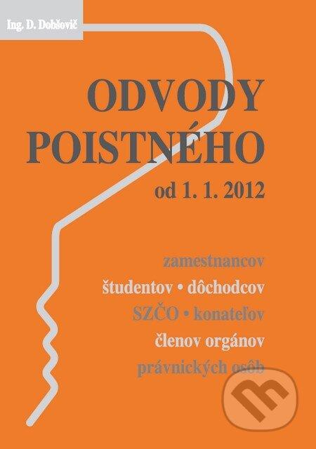 Fatimma.cz Odvody poistného od 1. 1. 2012 Image