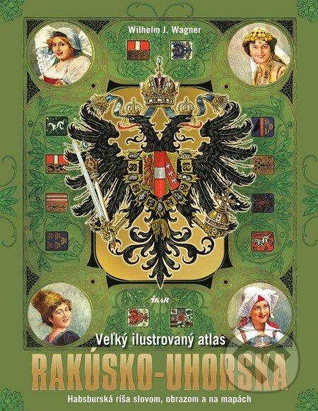 Fatimma.cz Veľký ilustrovaný atlas Rakúsko-Uhorska Image