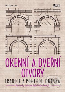 Okenní a dveřní otvory - Alois Čenský, Václav Jandáček