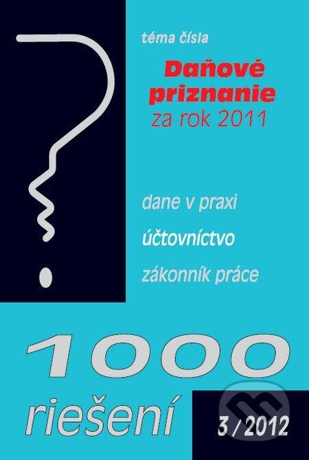 Interdrought2020.com 1000 riešení 3/2012 Image