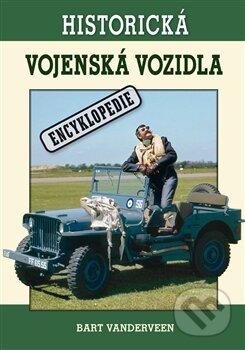 Historická vojenská vozidla - Bart Vanderveen