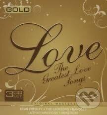 Greatest LOVE GOLD EDITION - Hudobné CD