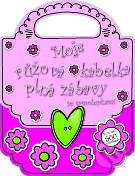 Newdawn.it Moje růžová kabelka plná zábavy se samolepkami Image