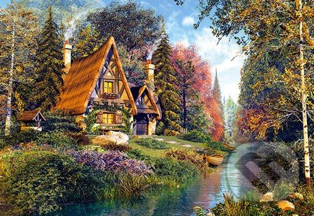 Fairytale Cottage -